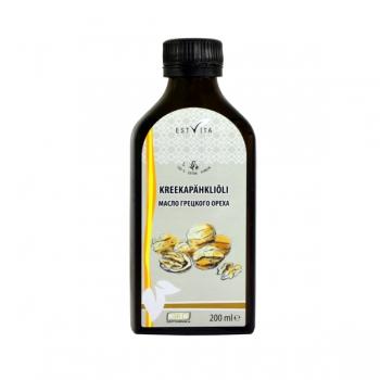 Kreekapähkliõli 200ml
