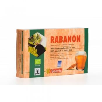 Biolatte Rabanon ampullid 20x10ml