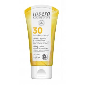 4021457635344 Lavera Sensitive Sun Cream Anti-Age SPF30.jpg