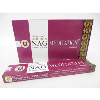 Golden Nag Meditation 15g