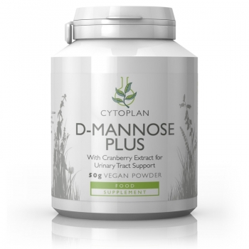 Cytoplan D-Mannose Plus pulber 50g