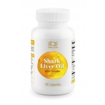 Shark Liver oil 60 kapslit