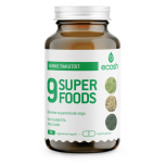 9-Superfoods-SuperGreen 90 kapslit