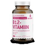B12 vitamiin - bioaktiivne  90 kapslit