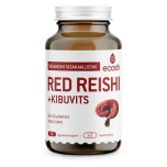 RED REISHI GANODERMA + rose hip 90 capsules