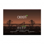 Aesti natural peat soap with lemongrass, rosemary and peppermint 80g