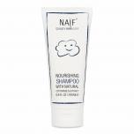 NAÏF niisutav pisaravaba šampoon puuvillaseemne ekstraktiga 200ml