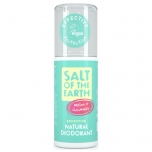 Salt of the Earth deodorant sprei värskendava kurgi ja meloniga, 100ml