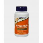 Now Bromelaiin 500mg, N60