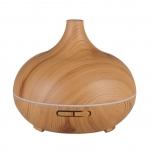 Difuuser – õhuniisutaja – õhu aromisaator, puldiga, hele puit