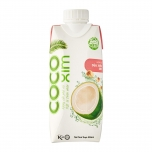 Kookosmahl ehk kookosvesi – Lootose (Cocoxim – Lotus seed flavor) 330ml