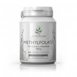 Cytoplan Methylfolate Supplement - metüülfolaat 60 kapslit