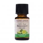 Orgaaniline bergamoti eeterlik õli, Nature's Answer Organic Bergamot, 15ml