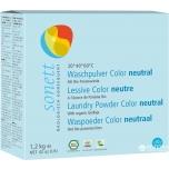 Sonett Neutral pesupulber värvilisele pesule 1,2kg