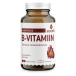 Bioactive vitamin B for the heart + 100% energy 90 capsules
