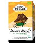 ÖKO&vegan tumeda šokolaadi ja mandli küpsised 150g