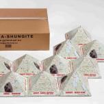Šungiit püramiid-karbis (10tk)
