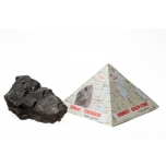 Šungiit püramiid-karbis