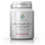 Cytoplan Wholefood Calcium 200mg, 60 kapslit