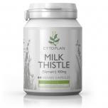 CYTOPLAN Milk Thistle, maarjaohakaga pulber, 60 kapslit