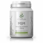 Cytoplan MSM - orgaaniline väävel, 60 tabletti