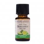 Orgaaniline bergamoti eeterlik õli, Nature's Answer Organic Bergamot, 15ml